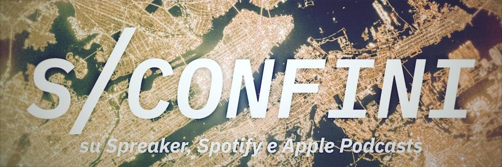 S/Confini - Cover Image