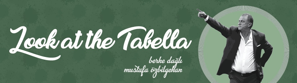 Look at the Tabella - Cover Image