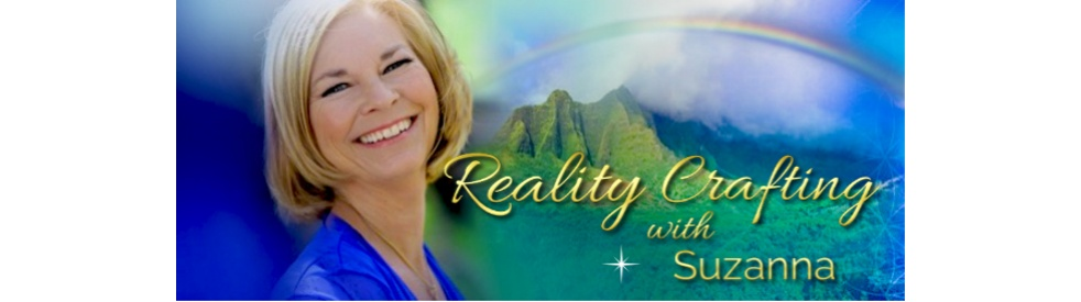 Reality Crafting with Suzanna Kennedy - Cover Image