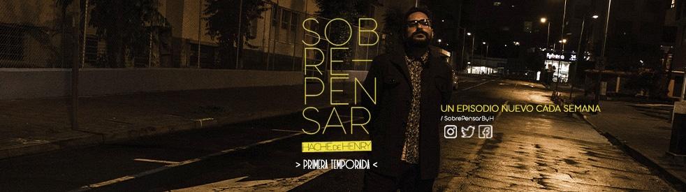 SobrePensar 🤯 - show cover