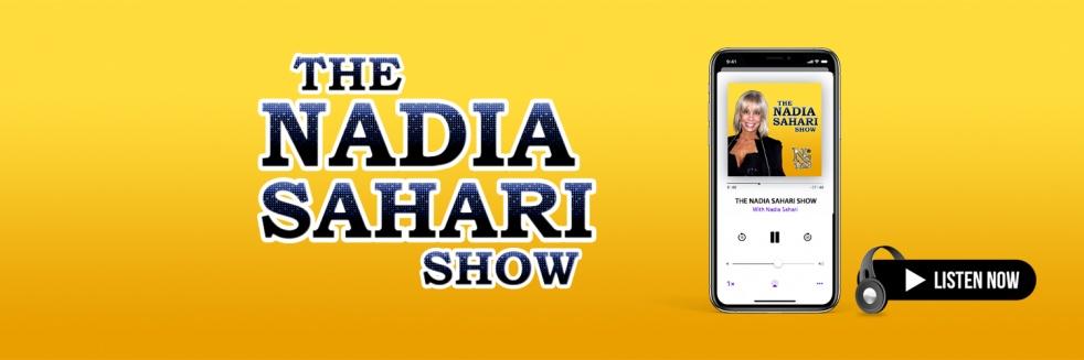 The Nadia Sahari Show - show cover