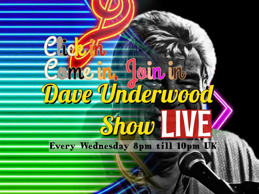 The Dave Underwood Show - Cover Image