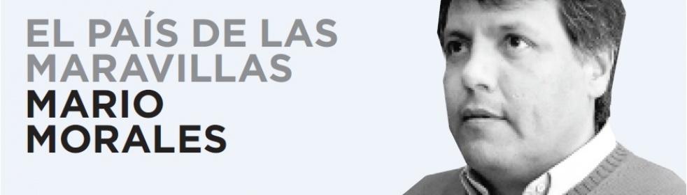 Columna de Mario Morales - show cover