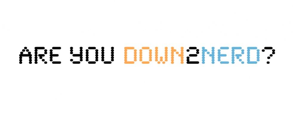 Down2Nerd - imagen de show de portada