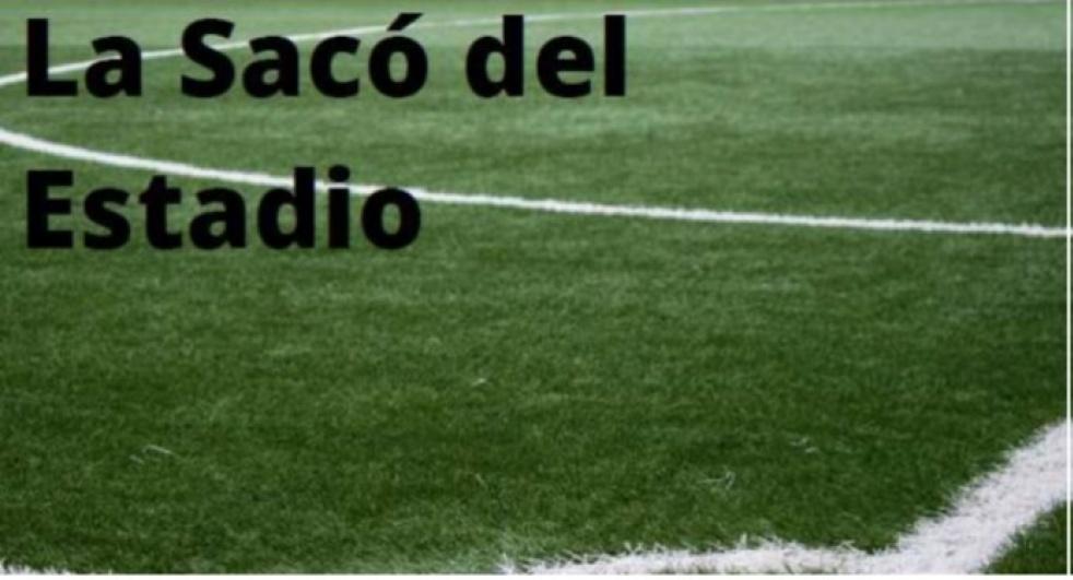 La Sacó del Estadio - Cover Image
