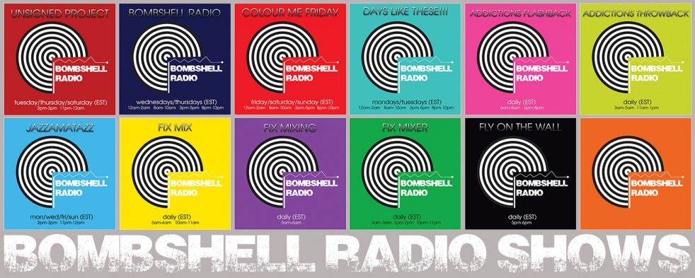 Bombshell Radio - show cover