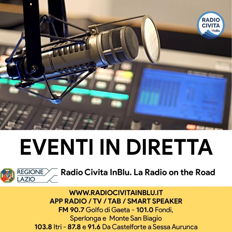 Eventi di Radio Civita InBlu - Cover Image