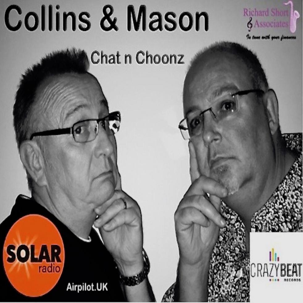 Collins & Mason Radio Shows - show cover