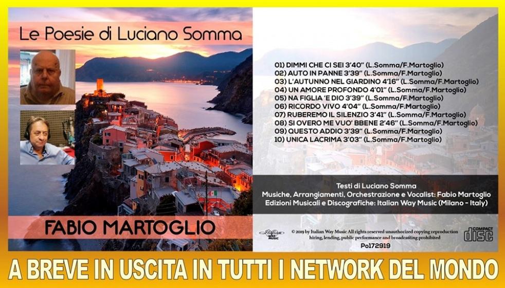 Le poesie di Luciano Somma - imagen de show de portada