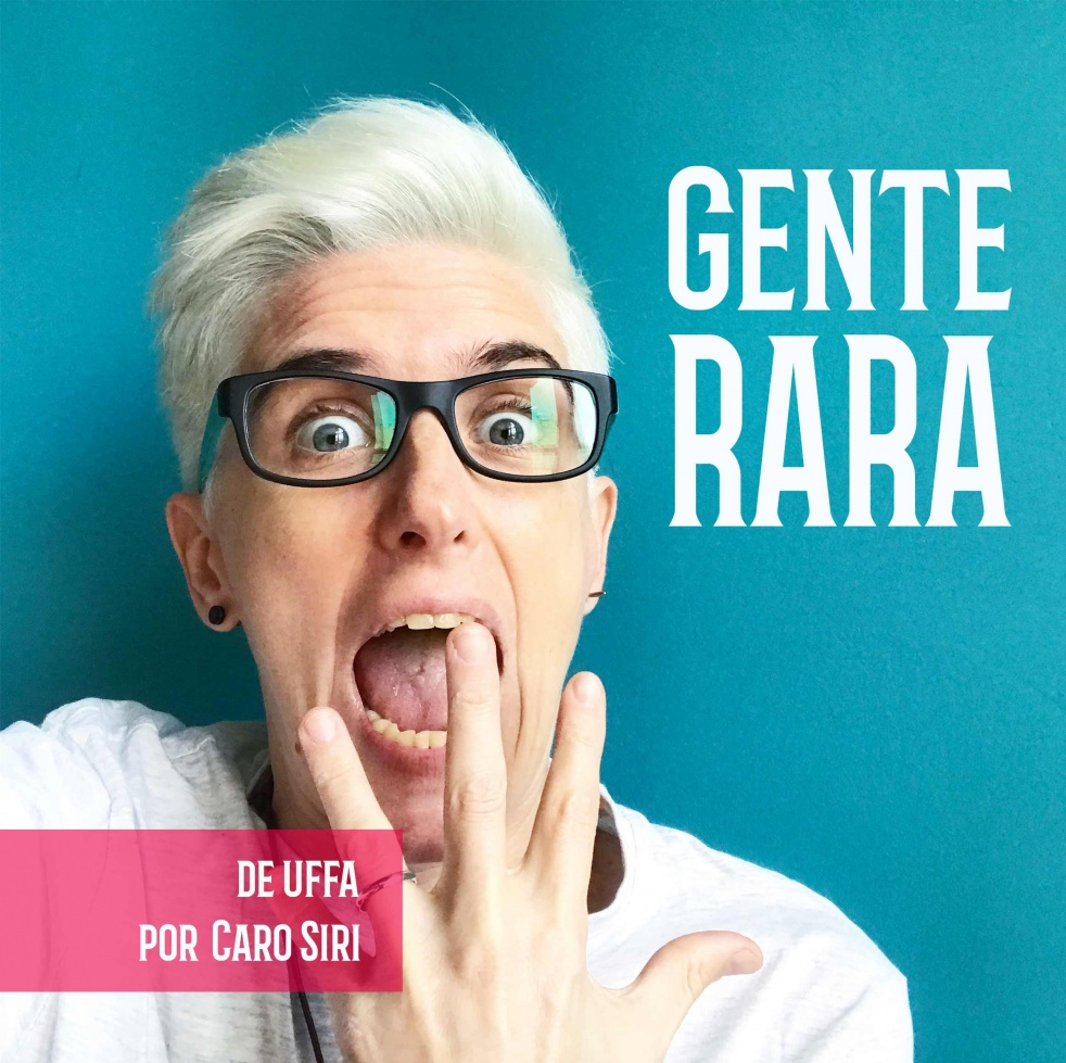Gente Rara - Cover Image