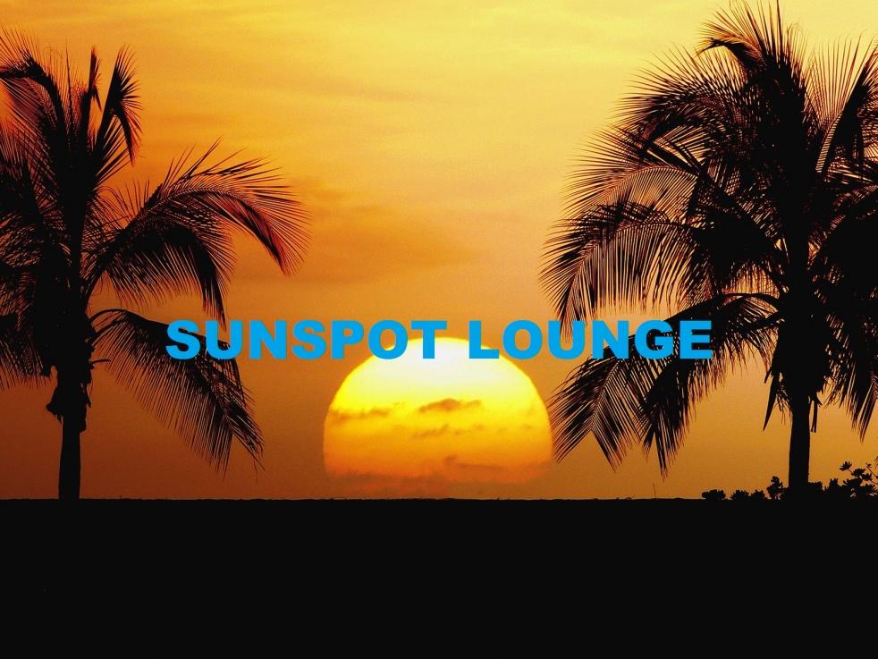 SUNSPOT LOUNGE - imagen de show de portada