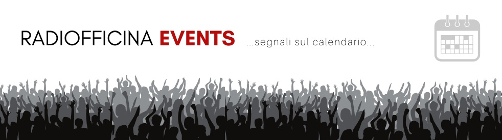 Radiofficina Events - Cover Image