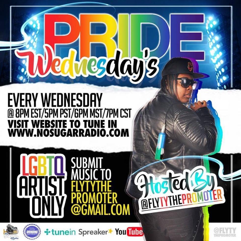 Pride Wednesday's (LGBTQ Artist) - imagen de portada