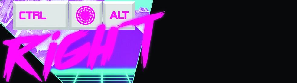 CTRL ALT RIGHT - show cover