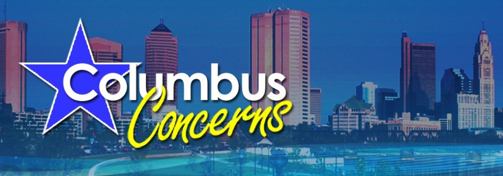 Columbus Concerns - show cover