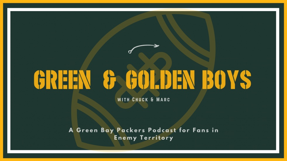 Green & Golden Boys: a Packers Podcast - Cover Image