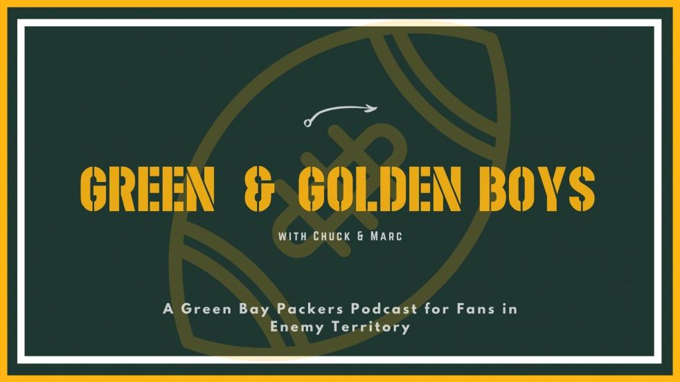 Green & Golden Boys: a Packers Podcast - imagen de portada