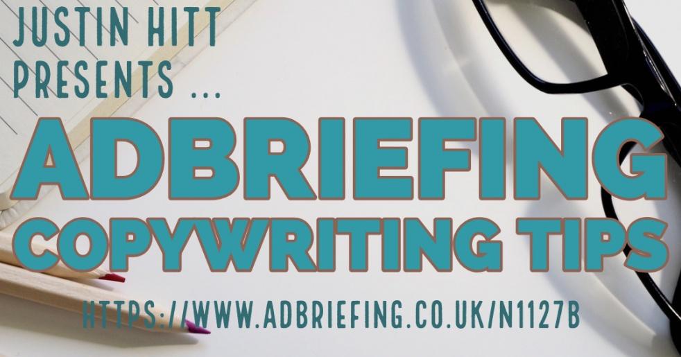 AdBriefing Copywriting Tips - imagen de portada
