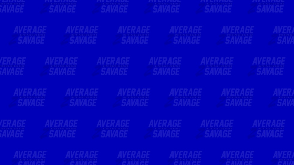 Average to Savage - Cover Image