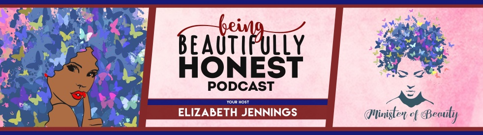 Being Beautifully Honest Podcast - show cover