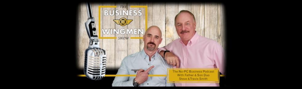Business Wingmen Podcast - immagine di copertina