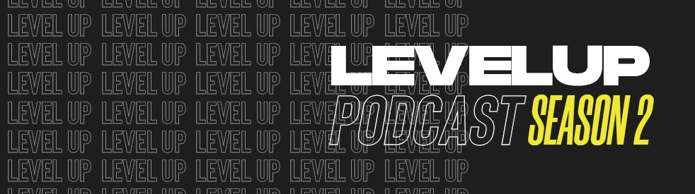 Level Up with Adam Brux - show cover