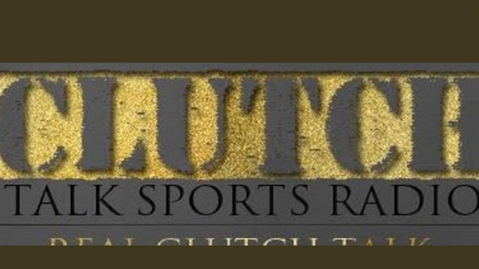Clutch Talk Sports - immagine di copertina dello show