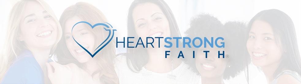 HeartStrong Faith Podcast - show cover