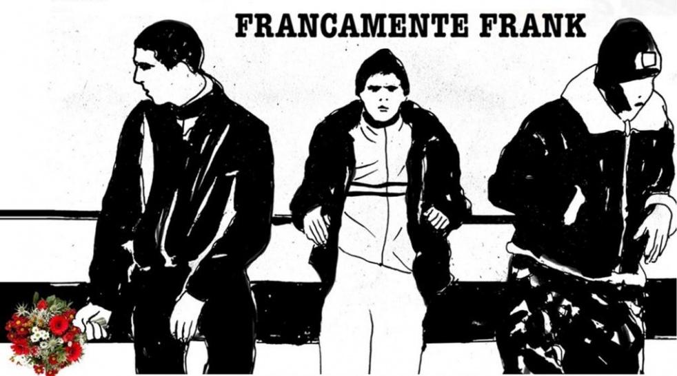 Francamente Frank - imagen de show de portada