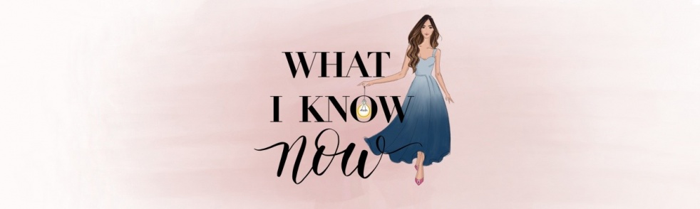 What I Know Now with Amelia Liana - show cover