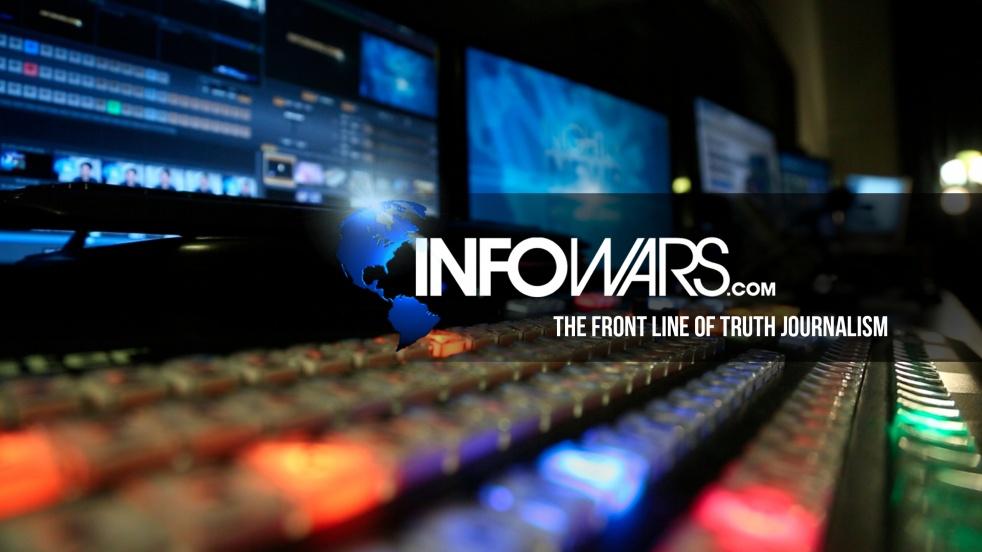 The Alex Jones Show - Infowars - show cover