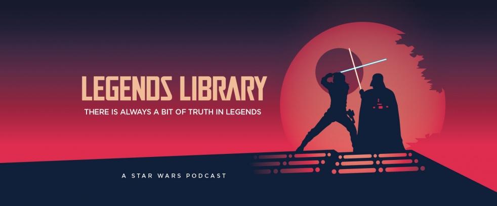 Legends Library - imagen de portada