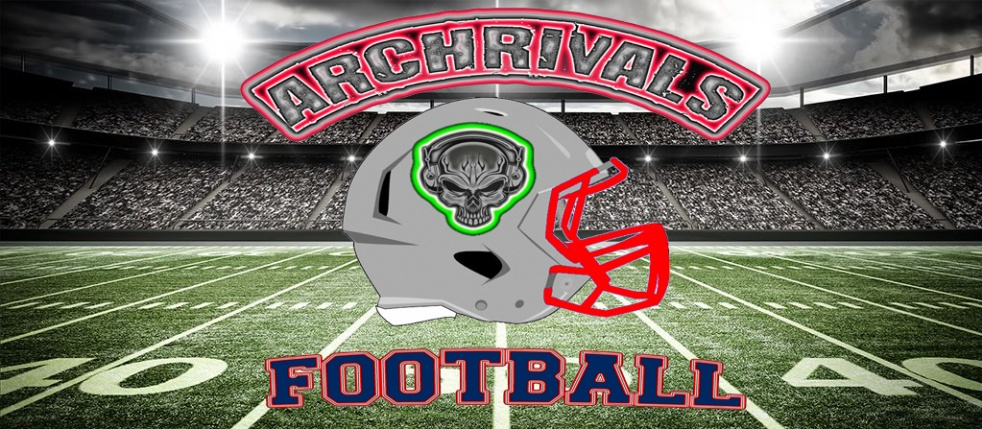 ARCHRIVALS FOOTBALL - Cover Image