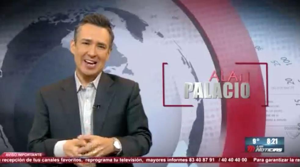 Lo MEJOR esta POR VENIR | Alan Palacio - show cover
