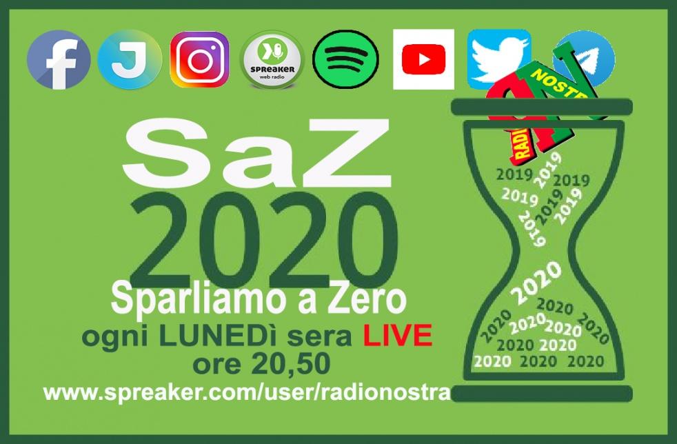 0-SAZ 2020 - Cover Image