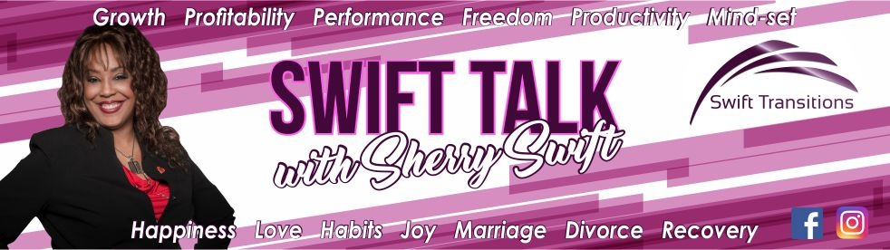 Swift Talk with Sherry Swift - show cover