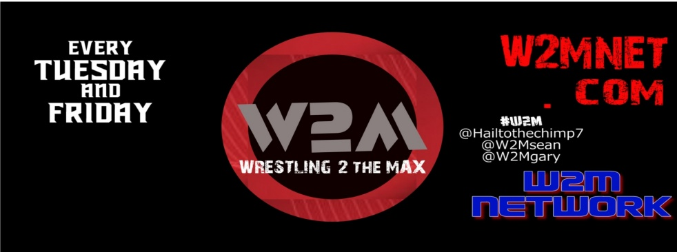 Wrestling 2 the MAX - Cover Image