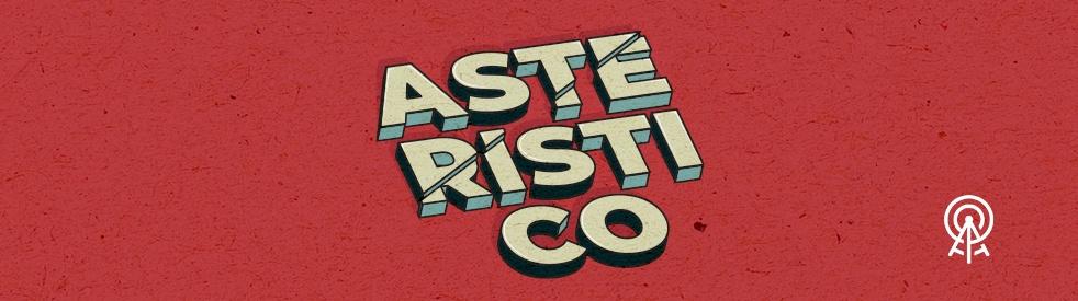 Asteristico - immagine di copertina dello show