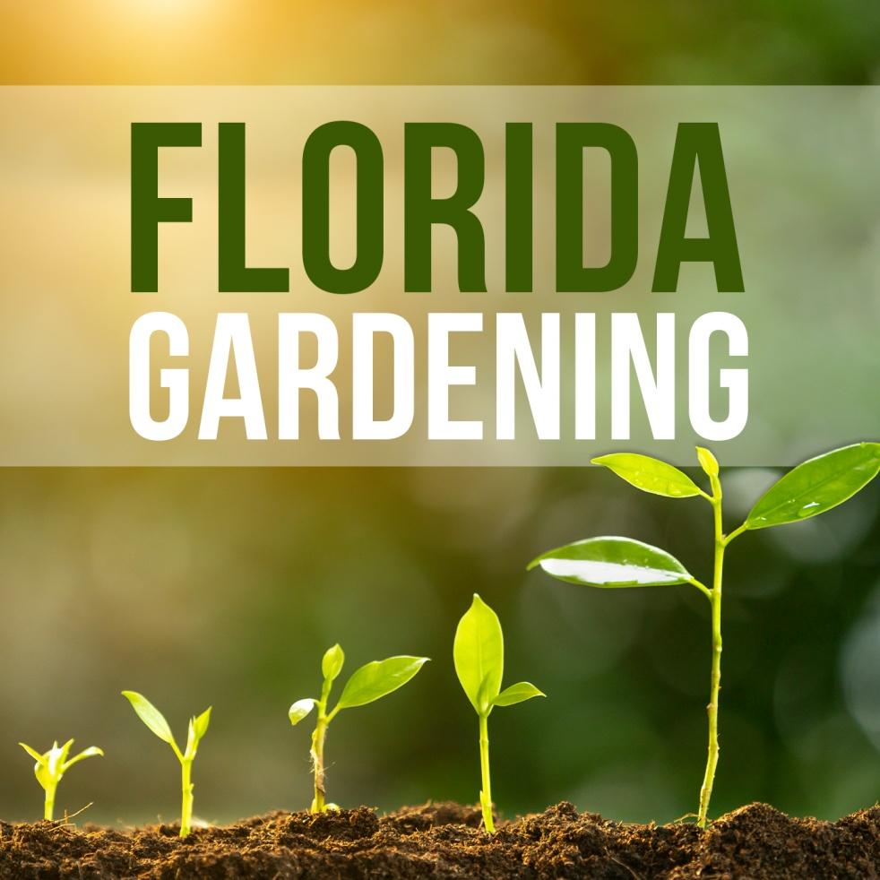 Florida Gardening - Cover Image