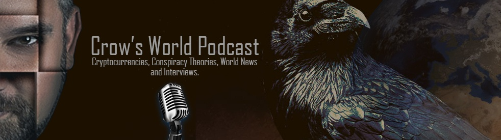 Crows World Podcast by Crypto Crow - Cover Image