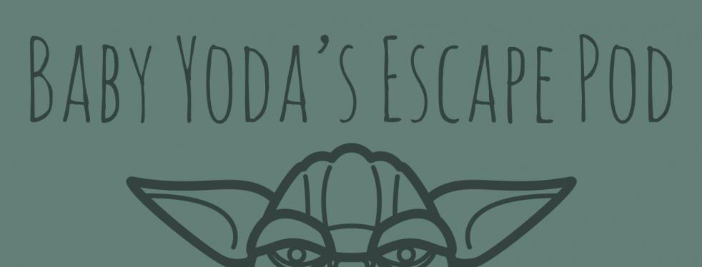 Baby Yoda's Escape Pod - imagen de portada