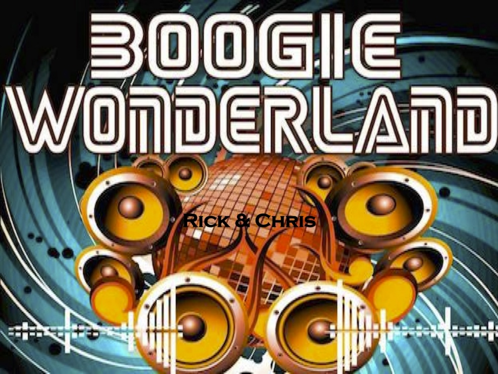 Boogie Wonderland - show cover