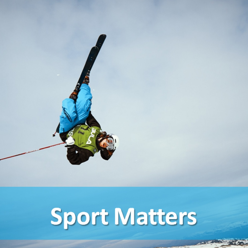 Sports Matters - show cover