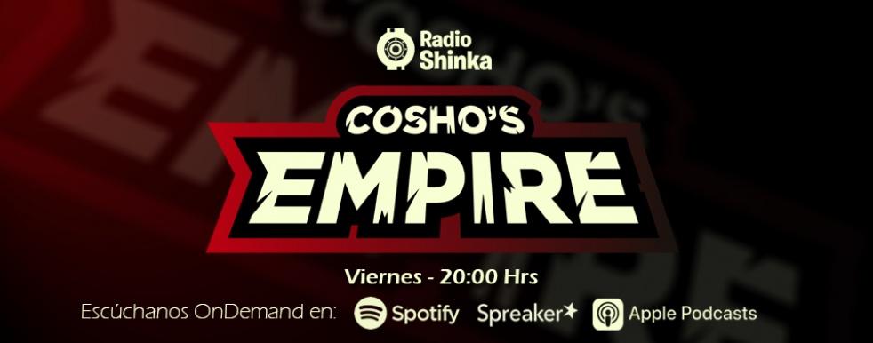 Cosho's Empire - show cover