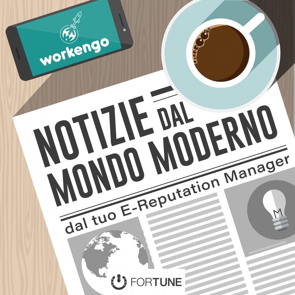 Notizie dal Mondo Moderno - show cover