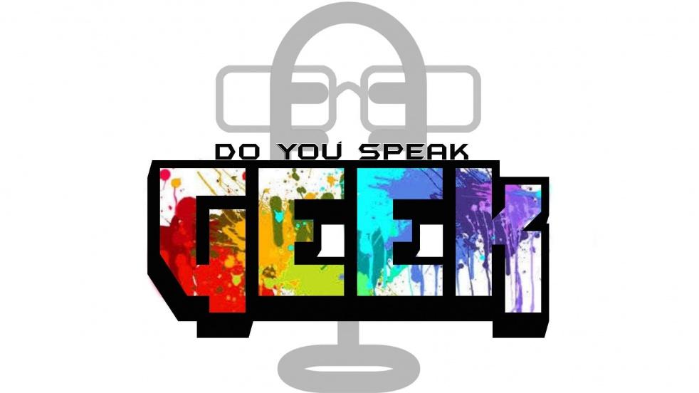 Do You Speak Geek? - imagen de show de portada