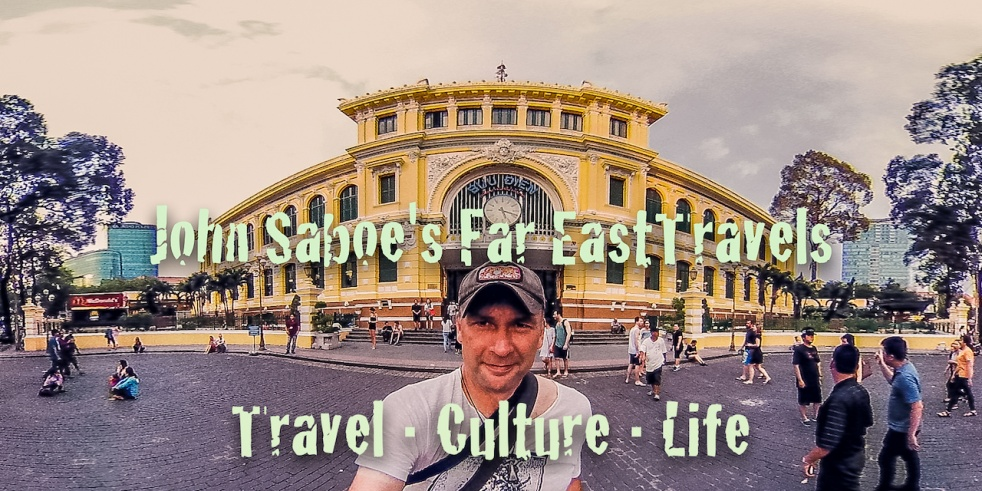 Far East Travels Podcast - show cover