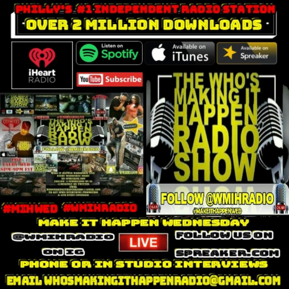 WMIH RADIO Uncut - show cover
