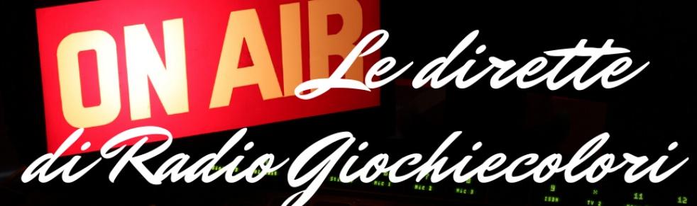 LE DIRETTE DI RADIO GIOCHIECOLORI - Cover Image