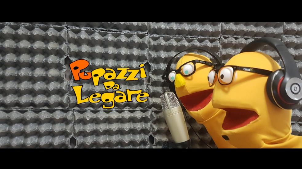 Pupazzi da Legare - Cover Image